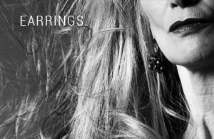 Handmade statement jewellery | Earrings | Caterina Wills Jewellery