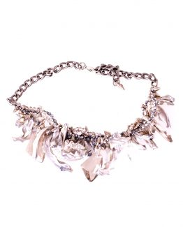 Mother of Pearl Shell Necklace Caterina Wills Jewellery