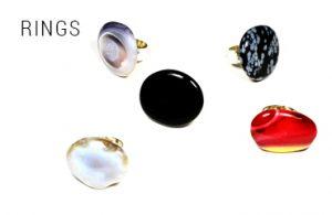 Handmade statement jewellery | Rings | Caterina Wills Jewellery